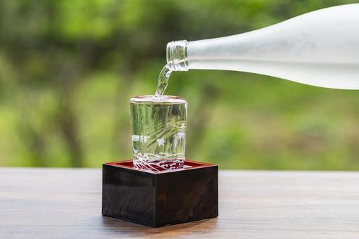 日本酒冷酒